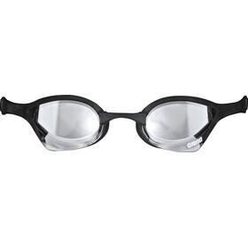 arena Cobra Ultra Mirror Goggles silver-black-black